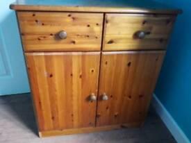 pine dresser/ chest