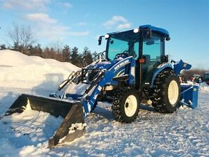 2015 New Holland BOOMER 3050 Tracteur
