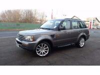 Land Rover Range Rover Sport 2.7 TD V6 S 5dr **SAT NAV**2008*