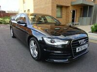 AUDI A6 2.0 TDI S LINE 2012 SALOON 56K FULL AUDI HISTORY & AA INSPECTION REPORT PX WELCOME