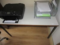 Very handy little desks/ tables- FREE to good home- several available