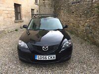 Mazda 3 broken turbo black 1.6 diesel