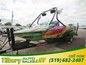 1989 Bayliner Ski Challenger SKI AND WAKEBOARD BOAT