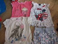 Girl's Clothes Bundle 4-5 Years