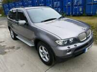 2004 BMW X5 4.4 V8 FACELIFT 4X4 STUNNING LOW MILEAGE EXAMPLE. P.X WELCOME