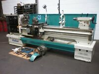 DALIAN 560 x 2000 GAP BED CENTRE LATHE