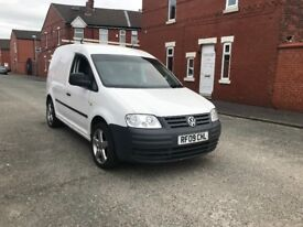vw caddy 121k