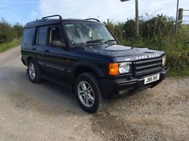 Land Rover discovery 2 es td5 long mot low miles 4x4