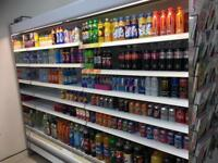 Open fridge 2.5m