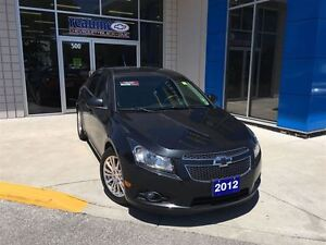 2012 Chevrolet Cruze Eco Brand New Tires Automatic