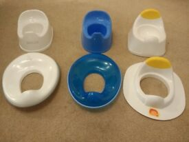 Toilet trainer seats tipee toes and potties