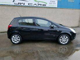 Vauxhall Corsa Design, 09 reg, 33491 miles, FINANCE AVAILABLE