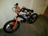 Kids - 18 Inch XT18 Orange Bike