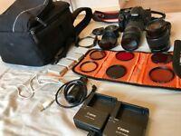 Canon Eos t3i DSLR (Full Kit) Bargain full Setup