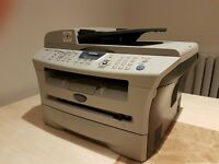 Brother mfc-7420 fax and photo copy and scanning printer