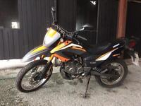 Keeway TX125s open to offers