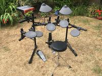 Yamaha DTExpress II Electronic drumkit