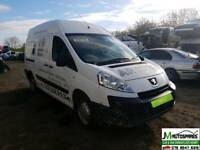 2010 Peugeot Expert Scudo Dispatch Van ***BREAKING ONLY SPARES JM AUTOSPARES