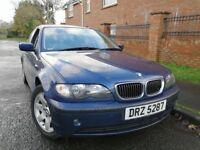 2004 BMW 318i SE, full MOT