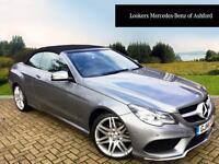 Mercedes-Benz E Class E250 CDI AMG SPORT (silver) 2014-05-18