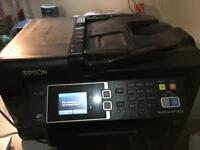 Epson Workforce WF-3620 printer