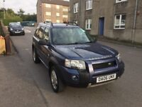 2006 Land Rover Freelander Td4 HSE Auto low miles long test
