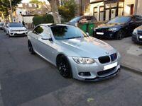 2007 - BMW CONVERTIBLE E93 325i MSPORT AUTOMATIC LCI FACELIFTED 2012