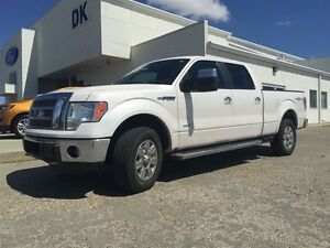 2011 Ford F-150 Lariat, Mat Trailer Tow, Reverse Camera, SYNC