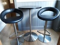 Bistro Table and Two stools