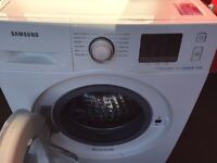 Washing machine by SAMSUNG ultra modern huge 8kg drum I CAN DELIVER FREE LOCALLY
