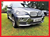 (7 Seater)-- BMW X5 - 3.0d SE xDrive Diesel Automatic -- Cream Leather -- Glass Pan Roof -- Body Kit