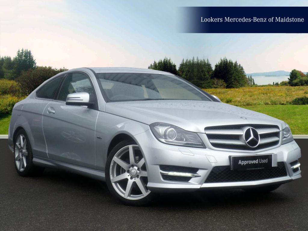 Mercedes benz c class c250 cdi blueefficiency amg sport for 2012 mercedes benz c class c250