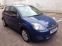 2008Ford Fiesta 1.4TDCI Style Climate 5dr,Year Tax £30/1 owner Car+Full Service history+Mot 08/01/17