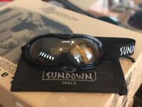 Sundown ski goggles *Good condition*