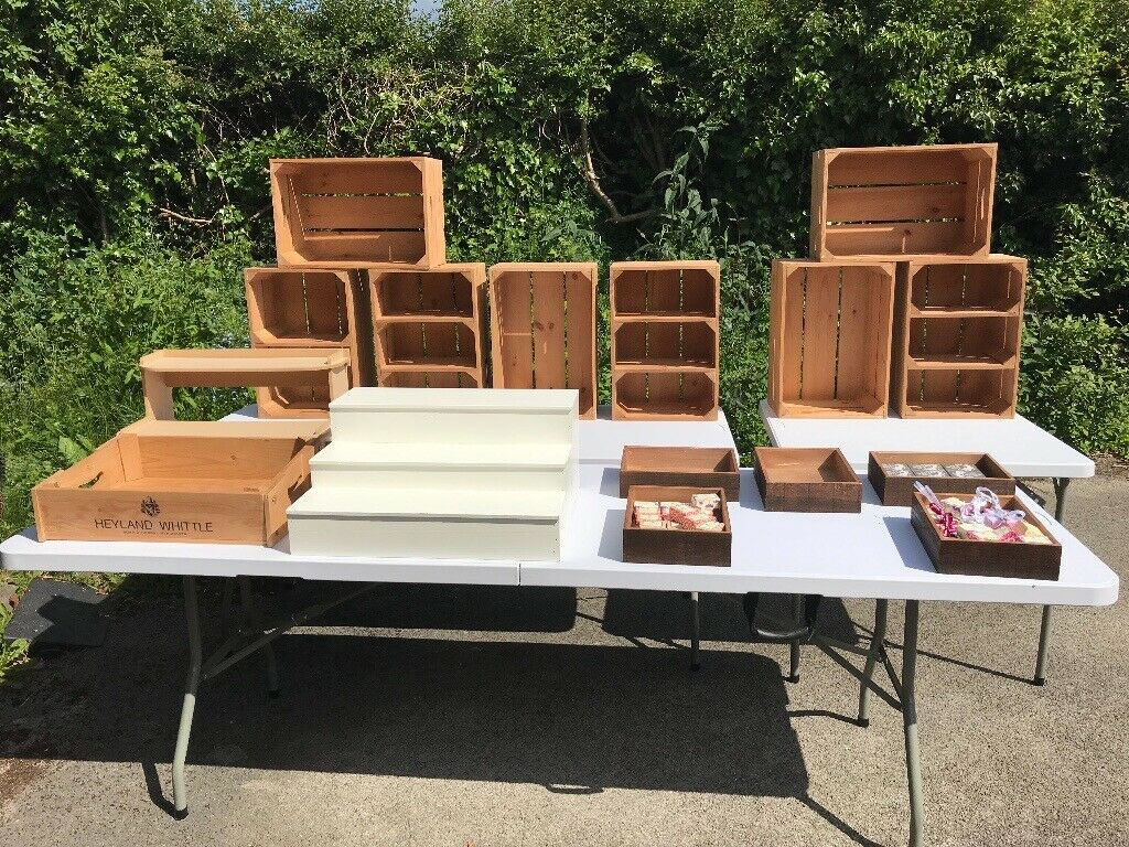 Strange Quality Folding Trestle Tables Wooden Display Boxes Trolleys Luxury Brand Stock Optional In Southwell Nottinghamshire Gumtree Dailytribune Chair Design For Home Dailytribuneorg