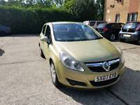(((Vauxhall corsa AUTOMATIC 1.4 FULLY LOADED))))