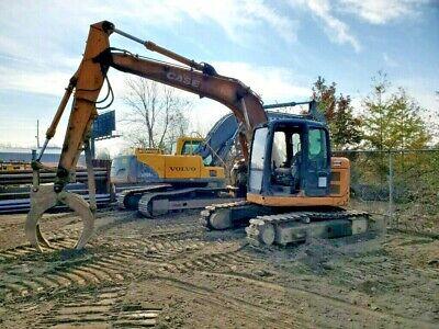 Case Cx 135 Excavator