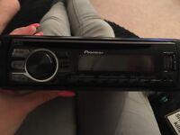 Pioneer deh- 2700vi car stereo