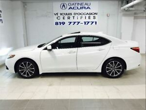 2015 Acura TLX V6 PREMIUM ACURA CERTIFIED PROGRAM 7 YEARS 130K