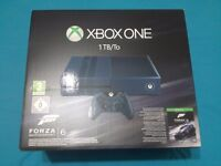 BRAND NEW SEALED XBOX 1 TB FORZA EDITION