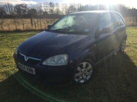 Vauxhall Corsa 1.2 SXI 2005(54)