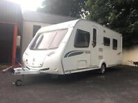 2008 Sterling Eccles Opal. 4 berth (fixed island bed)