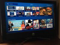 "Loewe 37"" full HD+ 100 tv"