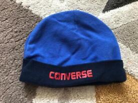 Converse baby hat 6-9 months