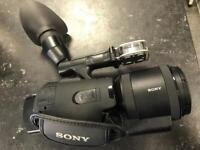 Sony handycam e mount