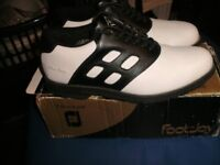 Hamilton Ross Size 10 Golf Shoes