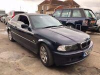 BMW 3 Series 2.2 320Ci SE 2dr£1,495 p/x welcome NEW MOT