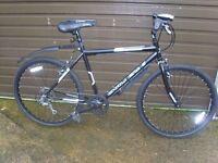 Mans Hybrid Biycycle