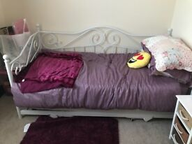 Daybed and Trundle bed for sale