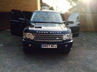 57 plate Range Rover with full service history in excellent condition hpi clear .